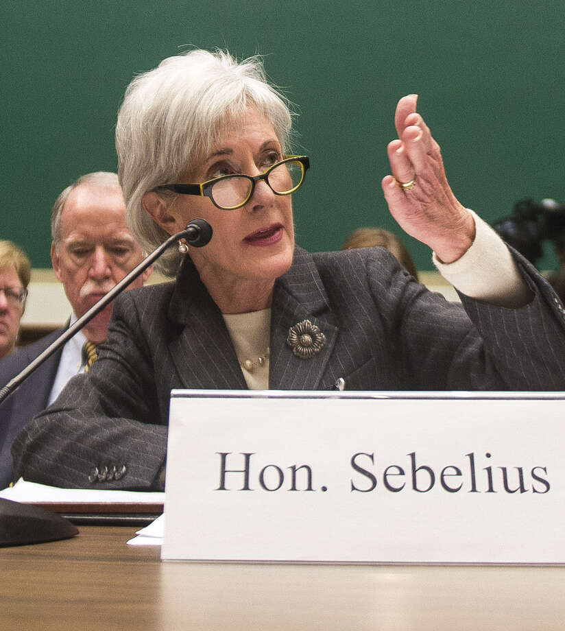 Kathleen Sebelius wants an investigation to find what might have contributed to the problems with healthcare.gov. Photo: Gabriella Demczuk / New York Times / NYTNS