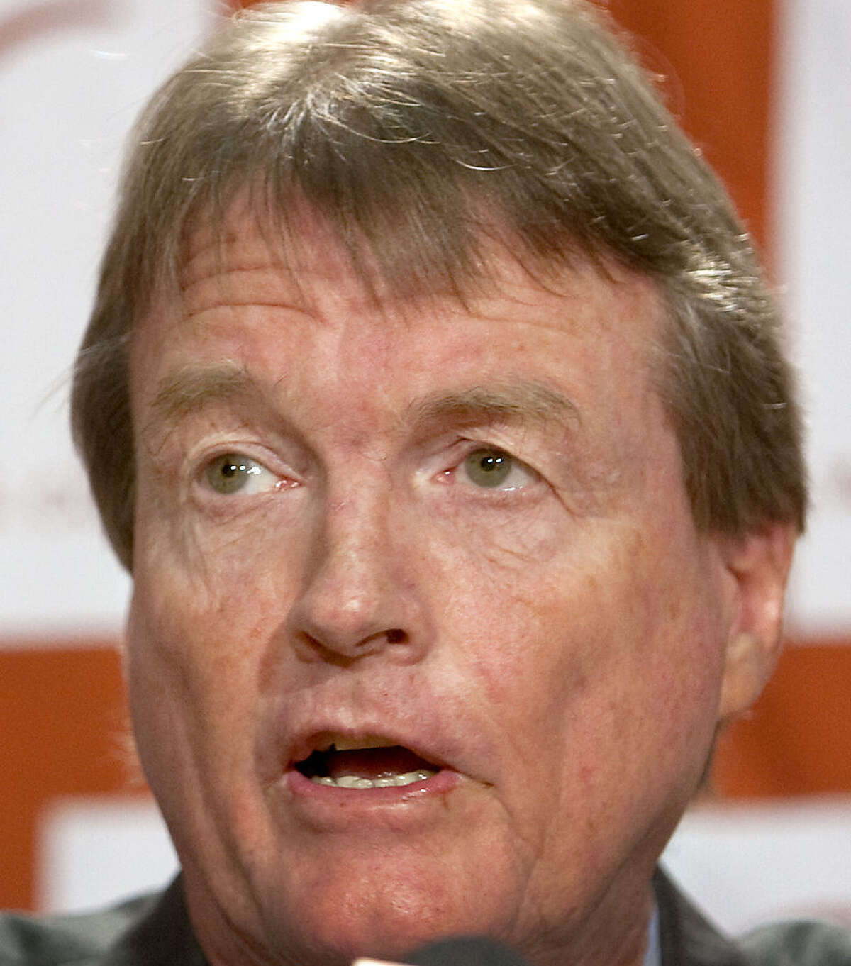 UT President Bill Powers' employment is up for discussion during the private session by regents.