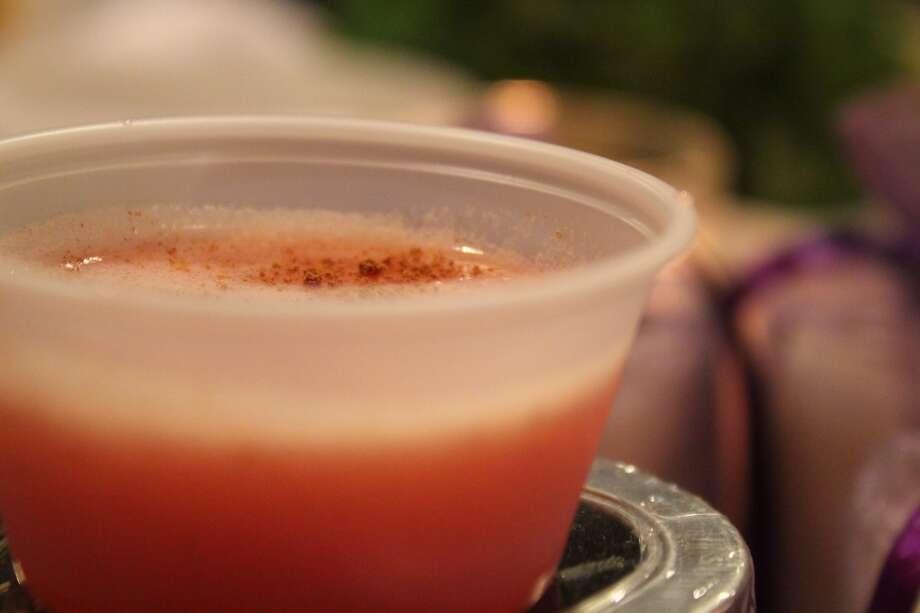Cranberry Spice Cocktail