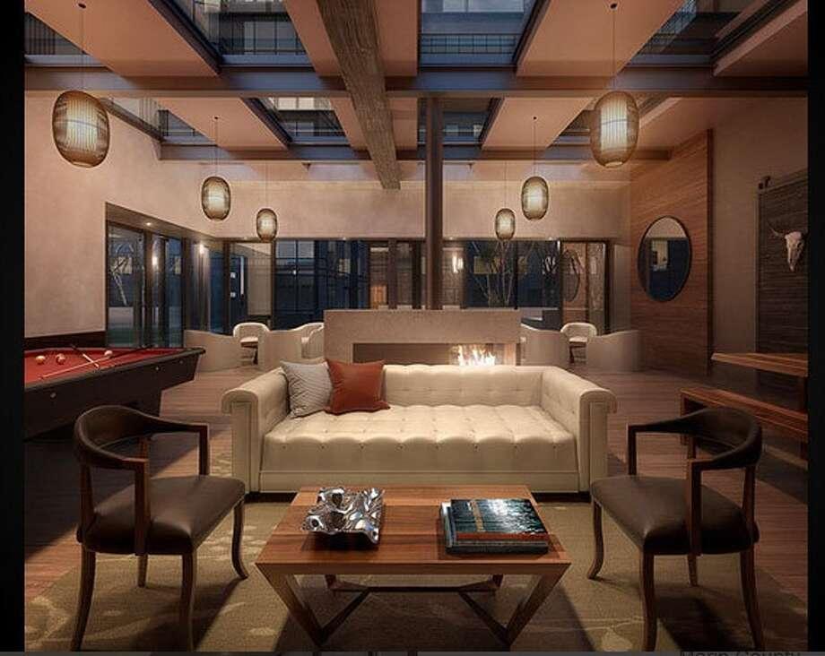 Club room for when you finally put down your phone. Photos via NEMA website.