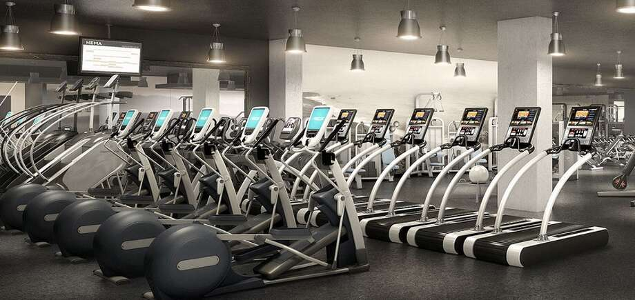 Exercise room! Photos via NEMA website.