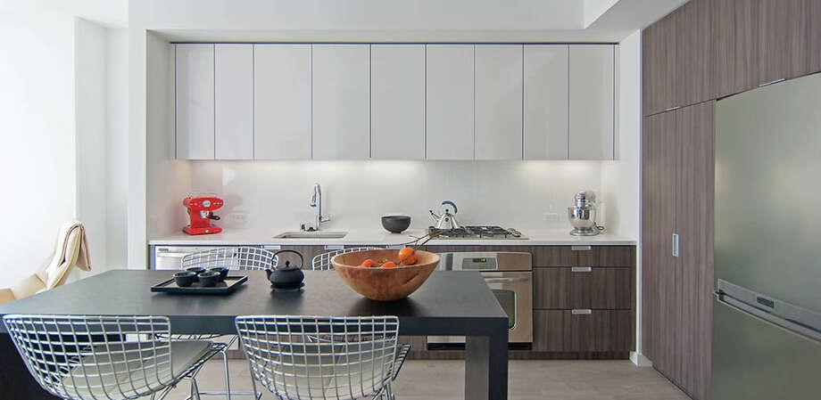 Another unit: kitchen Photos via NEMA website.
