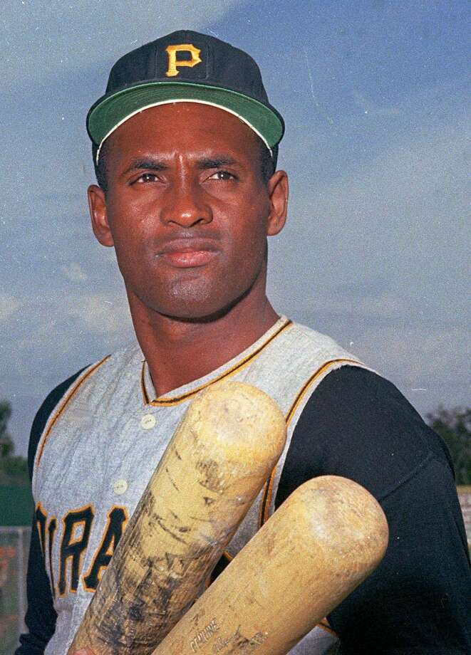 Roberto Clemente died in a plane crash after takeoff in Puerto Rico on an aid flight en route to Nicaragua to help earthquake survivors. Photo: Associated Press File Photo