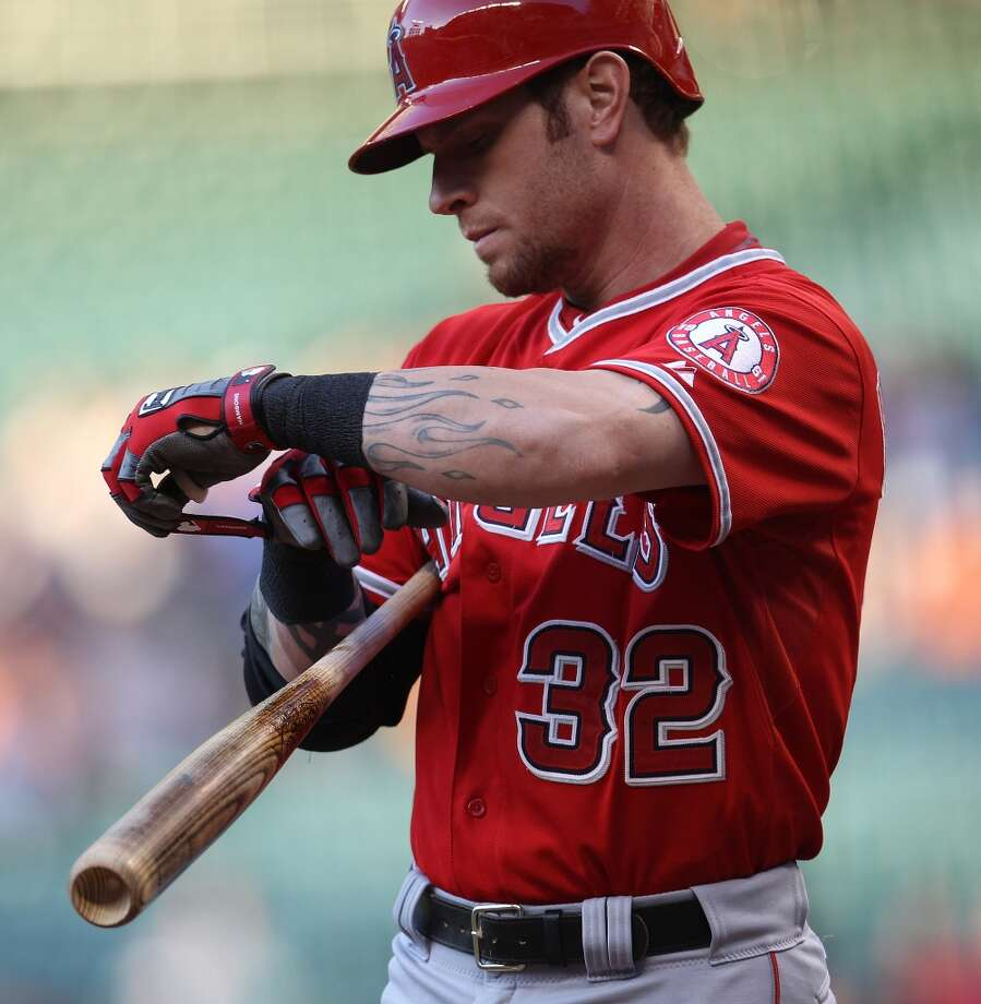 Josh Hamilton Taken with the top pick in the 1999 amateur draft by the Tampa Bay Devil Rays, Hamilton battled drugs and alcohol for years before being selected by the Chicago Cubs in the 2006 Rule 5 draft. The Reds purchased Hamilton's contract from the Cubs on draft day and would trade the future five-time All-Star to the Texas Rangers in 2007. Hamilton had a career year in 2010 as he won the batting title, the AL MVP award and was named the ALCS MVP. On December 13, 2012, Hamilton agreed to a 5-year, $125 million contract with the Los Angeles Angels. Photo: Karen Warren, Houston Chronicle