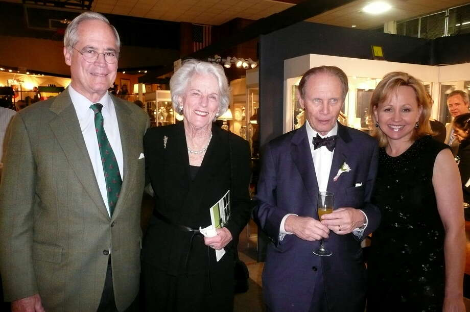 Over 400 guests attended the Greenwich Historical Society's Opening Night Preview of its Greenwich Winter Antiques Show at the Eastern Greenwich Civic Center on December 6, 2013. Were you seen? Photo: Picasa, Anne W. Semmes