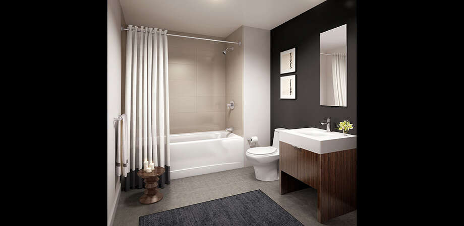 And a bath. Photos via NEMA website. Photo: Dbox, © Dbox / © dbox
