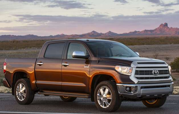 Take a look at all of the cars, trucks, and SUVs recalled in 2014:Toyota TundraModel year being recalled: 2014Number of vehicles being recalled: 140,000Reason for recall: Plastic trim piece could interfere with passenger air bags.
