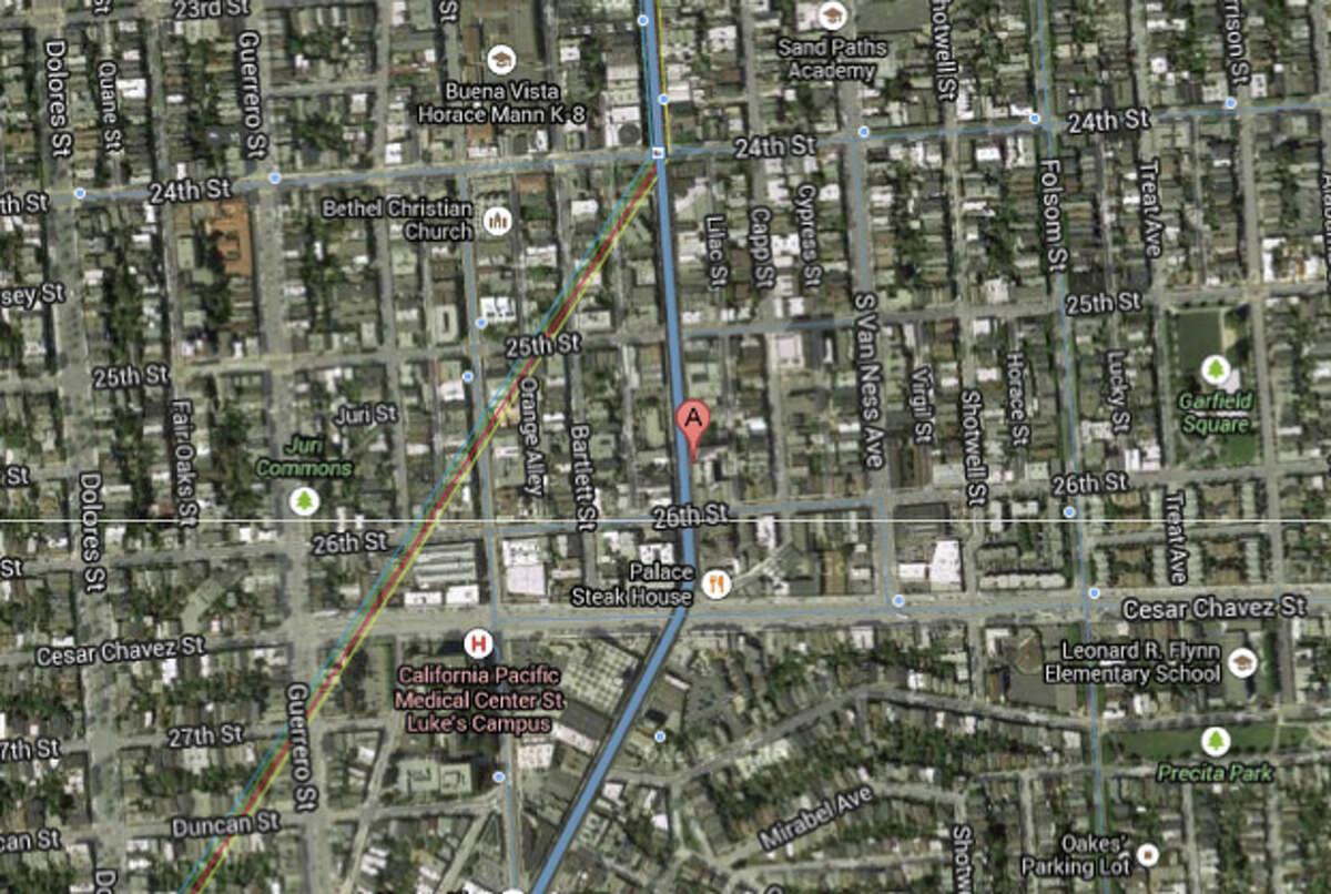 26th Street near Mission Street, San Francisco, CA