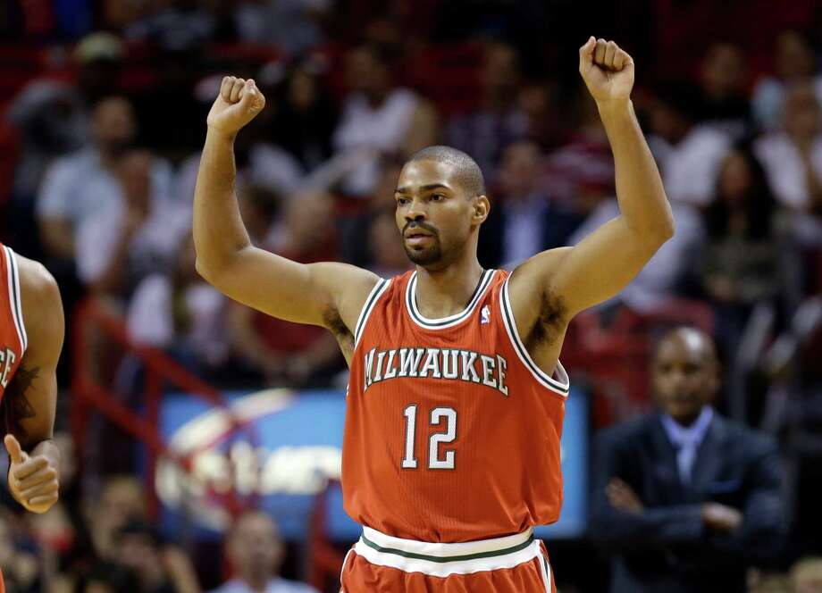 Gary Neal,guard, started season with Bucks, averaged 10.0  points, 1.7 rebounds, 1.5 assists, traded to Bobcats Feb. 20, 2014. Photo: Lynne Sladky, Associated Press / AP