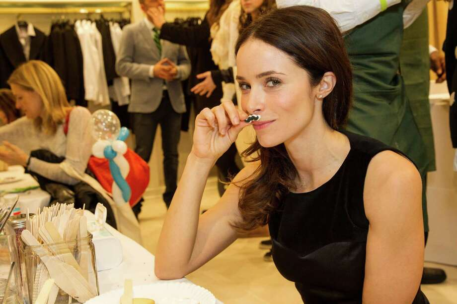 Actress Abigail Spencer at Brooks Brothers' Holiday Celebration on December 10, 2013. Photo: Drew Altizer Photography/SFWIRE, Drew Altizer Photography / ©2013 By Drew Altizer all rights reserved