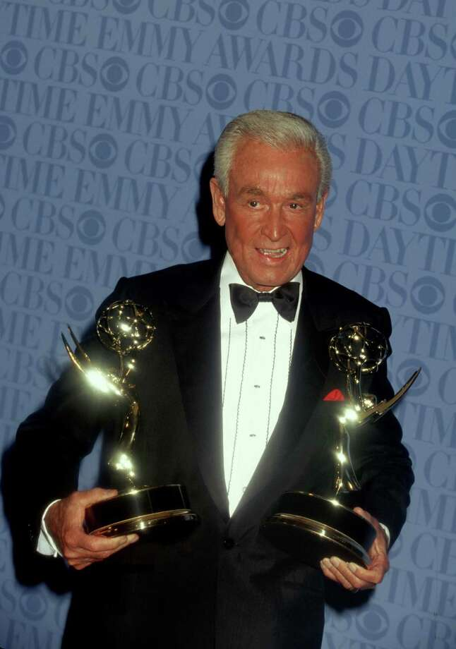 1995: Bob Barker during 23rd Annual Daytime Emmy Awards at Radio City Music Hall in New York City. Photo: Ron Galella, Getty Images / Ron Galella Collection