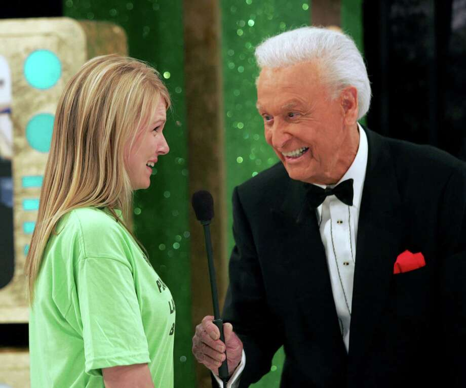 "2007: Bob Barker, pictured during ""The Price is Right"" tribute. Photo: M. Phillips, Getty Images / WireImage"