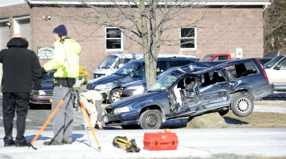 Driver, 83, killed in 2-car collision - Times Union