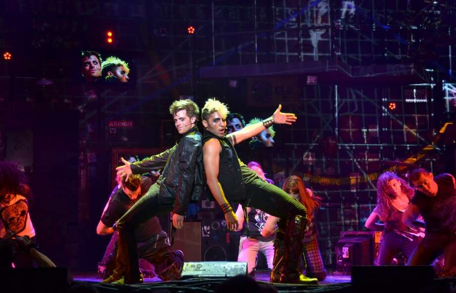 "Broadway musical Green Day's ""American Idiot"" comes to the Lutcher Theater in Orange on Dec. 16, 2013. Photo: Courtesy"