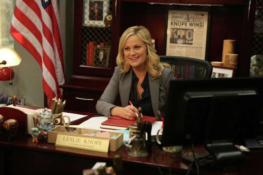 """Parks and Recreation"" reruns, 2-3 p.m. on FX.  Photo: Dean Hendler, HOEP / NBC"
