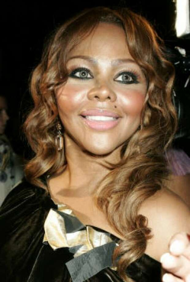 Lil' Kim is headed down a path forged by Michael Jackson. Photo: AP