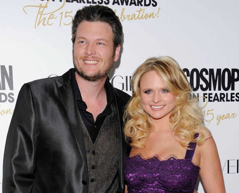 Most desirable celebrity neighbors:2. Miranda Lambert & Blake Shelton: This country duo seem like the perfect couple and 10 percent of voters think they would be perfect neighbors to invite over for karaoke night.Source: Zillow Photo: Evan Agostini / AGOEV