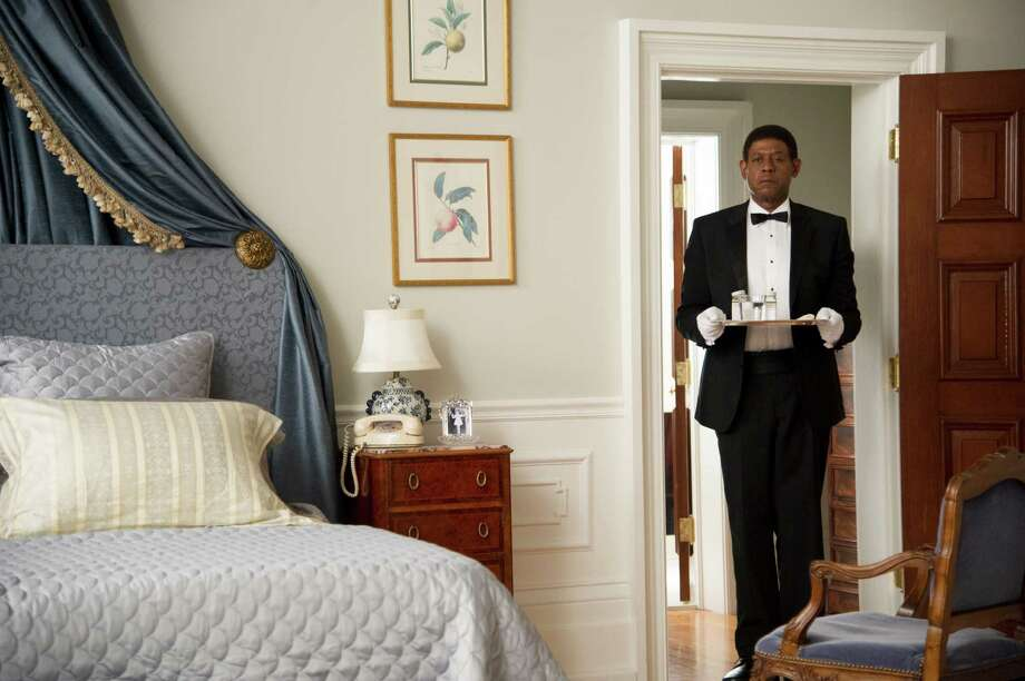"FILE - This film image released by The Weinstein Company shows Forest Whitaker as Cecil Gaines in a scene from ""Lee Daniels' The Butler."" Photo: Anne Marie Fox, AP / Weinstein Company"