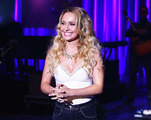 """This undated photo provided by ABC shows Hayden Panettiere, as Juliette Barnes from the series """"Nashville."""" Panettiere was nominated for a Golden Globe for best supporting actress in a series, mini-series or TV movie for her role in the series on Thursday, Dec. 12, 2013.  The 71st annual Golden Globes will air on Sunday, Jan. 12. (AP Photo/ABC, Mark Levine) ORG XMIT: NYET799 Photo: Mark Levine / American Broadcasting Companies,"""