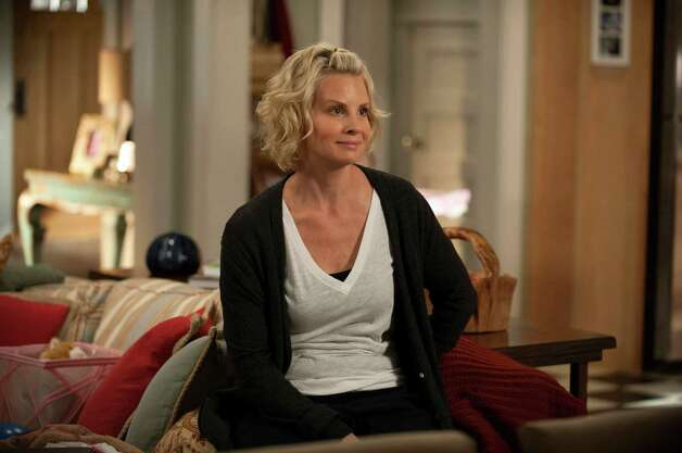 """This image released by NBC shows Monica Potter as Kristina Braverman in """"Parenthood."""" Potter was nominated for a Golden Globe for best supporting actress in a series, mini-series or TV movie for her role in the series on Thursday, Dec. 12, 2013.  The 71st annual Golden Globes will air on Sunday, Jan. 12. (AP Photo/NBC, Colleen Hayes) ORG XMIT: NYET800 Photo: Colleen Hayes / NBC"""