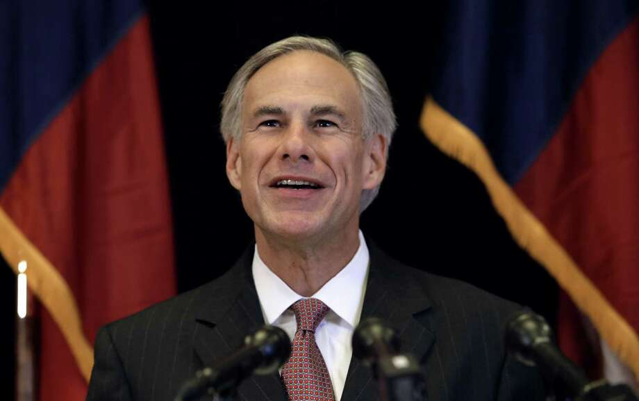 Gubernatorial candidate   Greg Abbott has spent time in court defending education cuts and doesn't seem open to expanding Medicaid in Texas. Photo: Tony Gutierrez / Associated Press / AP