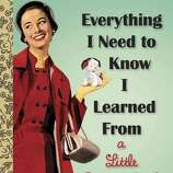 """BOOKS: """"Everything I Need to Know I Learned from a Little Golden Book,"""" by Diane E. Muldrow, $9.99, may be a guide to life lessons unlearned from """"The Poky Little Puppy"""" $3.99, and """"The Saggy Baggy Elephant,"""" all, www.randomhouse.com."""