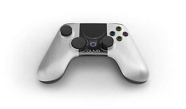 TECH TOYS: Add art cred to the cave with the OUYA game console, $99, www.ouya.tv, designed by Yves Behar.