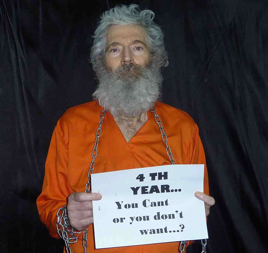 Robert Levinson's family says they received a video and pictures of him about three years ago —the most recent proof that Levinson was alive. Photo: Courtesy Of The Levinsons / Associated Press / Levinson Family