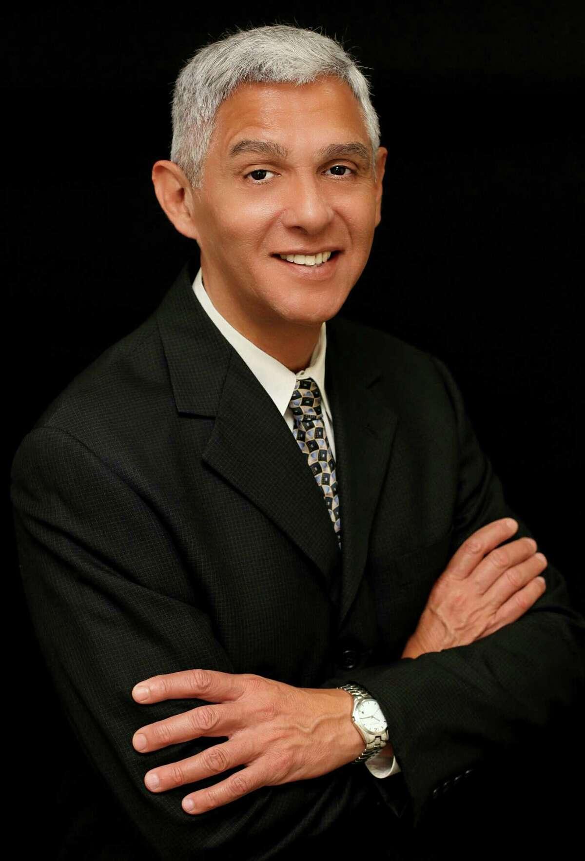 Robert Gallegos, 54 Occupation: detention officer at the Harris County jail Website: voterobertgallegos.com/