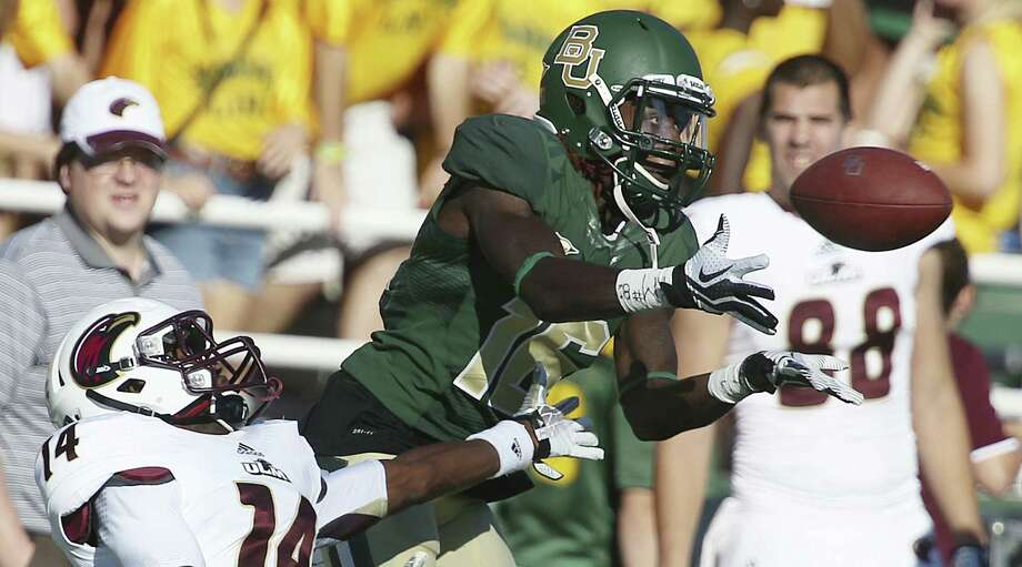 Baylor wide receiver Tevin Reese, who hasn't played since dislocating his right wrist Nov. 7 against Oklahoma, has been cleared for the Fiesta Bowl. Photo: Rod Aydelotte / Associated Press / Waco Tribune Herald
