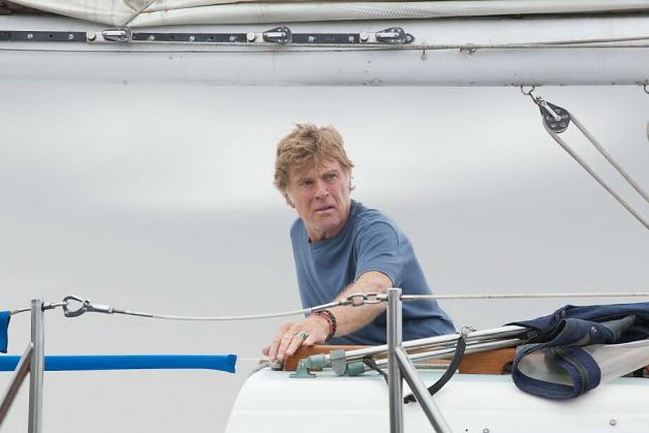 ALL IS LOST:  Most of the talk surrounds the possible nomination of Robert Redford for best actor.