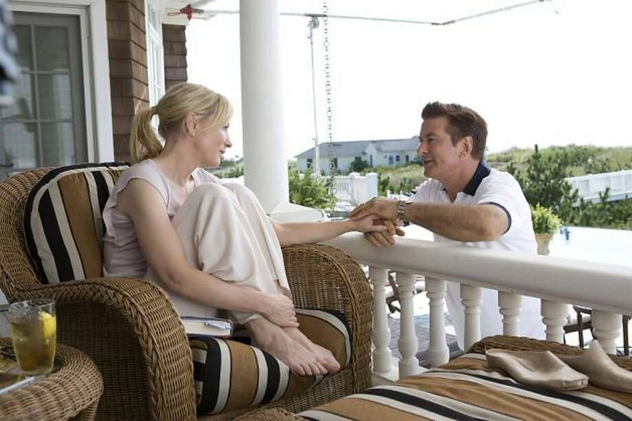 BLUE JASMINE -- could make my top ten.  Blanchett is my second choice for best actress.
