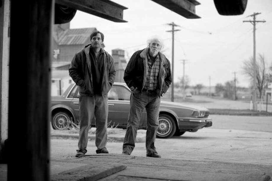NEBRASKA -- The latest from Alexander Payne, starring Bruce Dern.