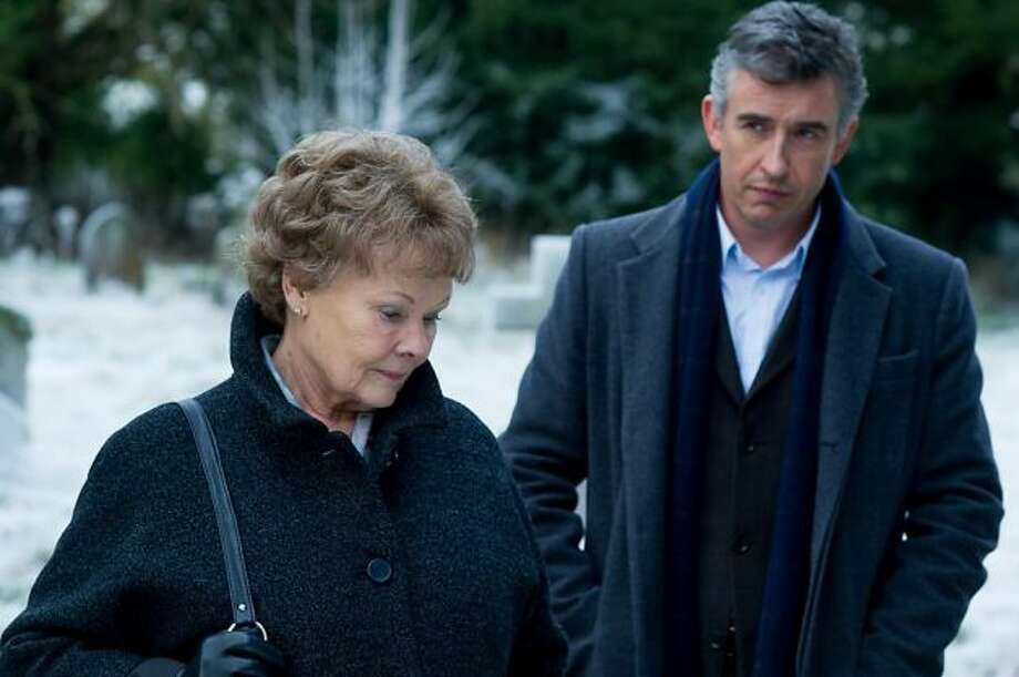 PHILOMENA -- Judi Dench is being talked about for best actress.