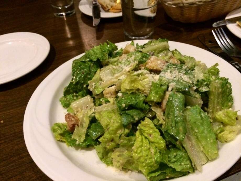 Marin Joe's Caesar salad ($8.25)