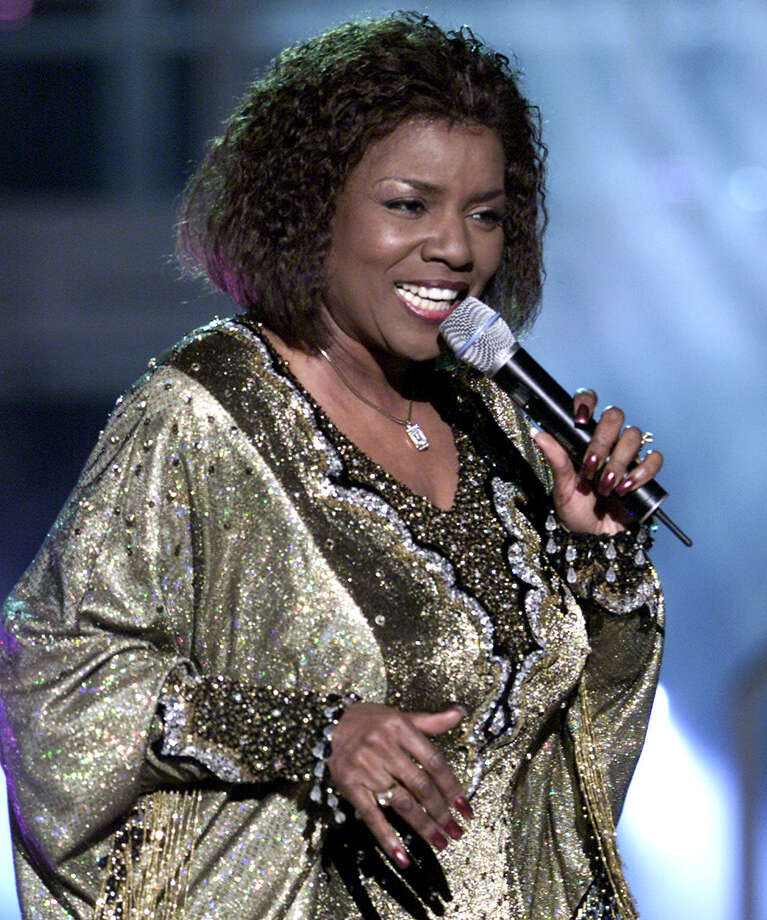 "Disco diva Gloria Gaynor (""I Will Survive'') receives a special honor during ABC's telecast of ""The 2002 World Music Awards'' Sunday, April 21 (7 p.m. ET). Photo: CRAIG SJODIN / ABC, INC."