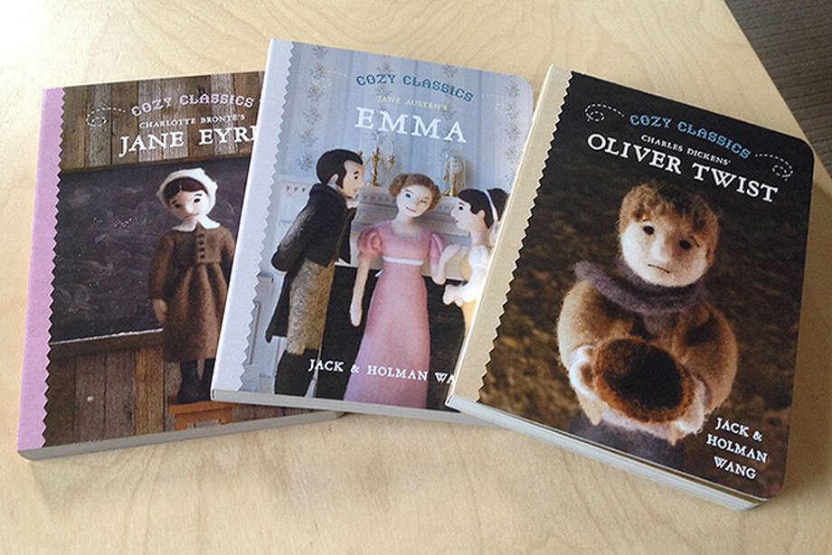 """""""Cozy Classics"""" book series. (Elizabeth Floyd Mair)"""