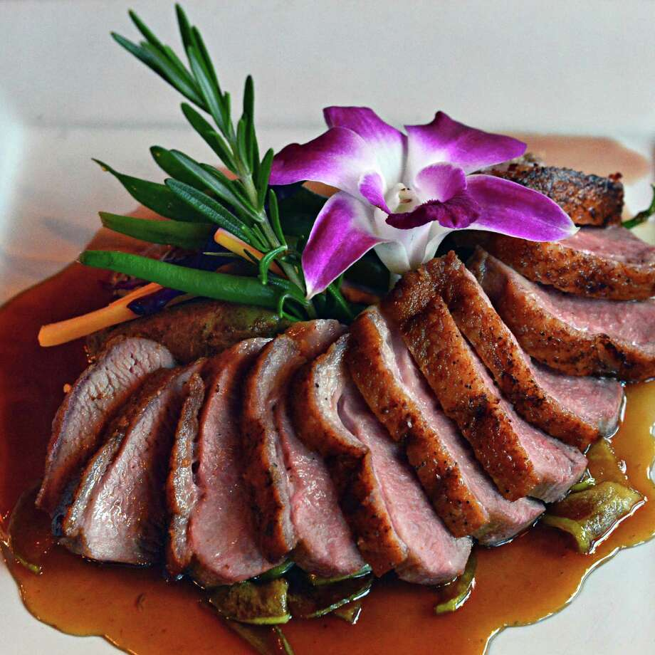 The Crown Grill,390 Broadway,Saratoga Springs, NY,518-583-1105.Visit Web site.Read our review. Photo: John Carl D'Annibale / 00024915A