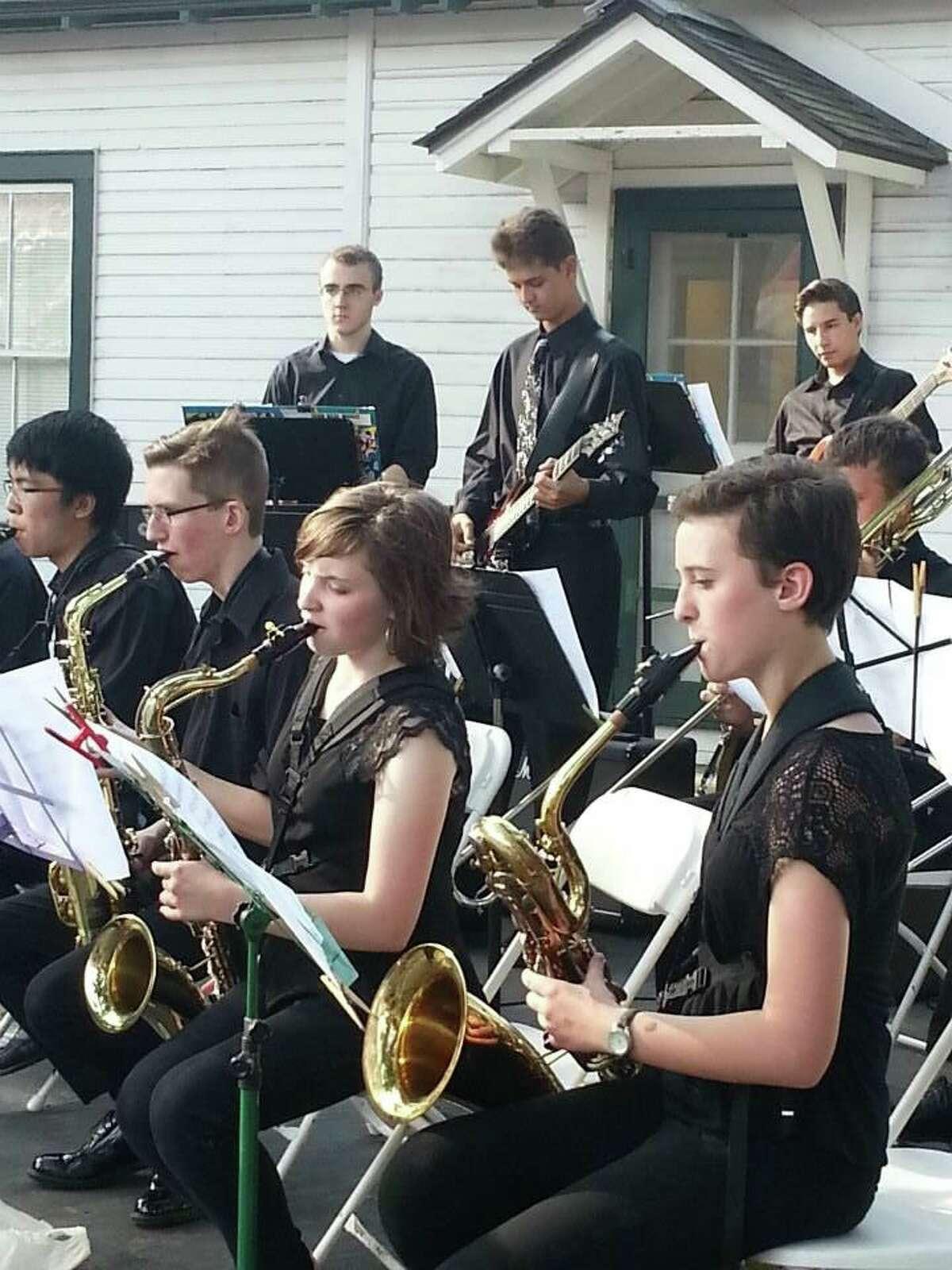 ESYO Youth Jazz ensemble