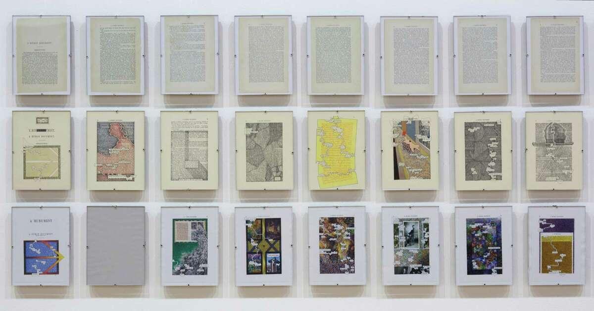 Selected photos from Life's Work, 2013, at Mass MoCA.