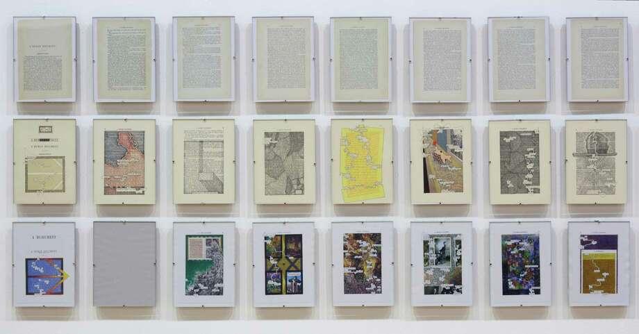 Selected photos from Life's Work, 2013, at Mass MoCA. Photo: Jane Burns/Curt Lockhart / Jane Burns/Curt Lockhart