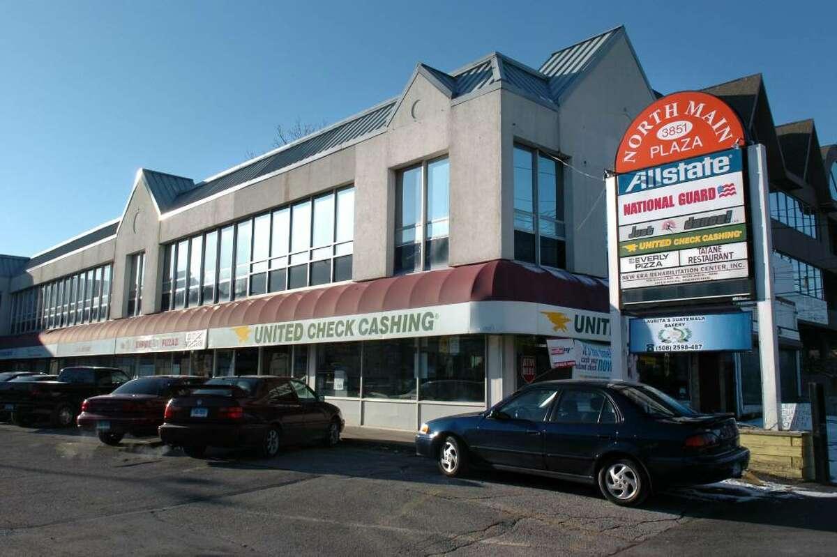 3851 Main St. in Bridgeport, Conn. Jan. 29th, 2010.