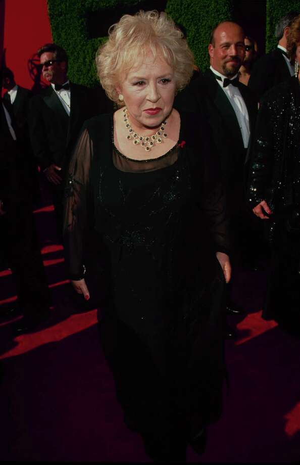 "Doris Roberts, who played Ellen Griswold's mother Francis, was a longtime Broadway star and played occasional TV roles before picking up consistent movie work in the '70s. During the 10 years before the release of ""Christmas Vacation,"" she played in the TV series ""Angie,"" ""Barney Miller"" and ""Remington Steele."" Photo: Time & Life Pictures, Getty / Time & Life Pictures"