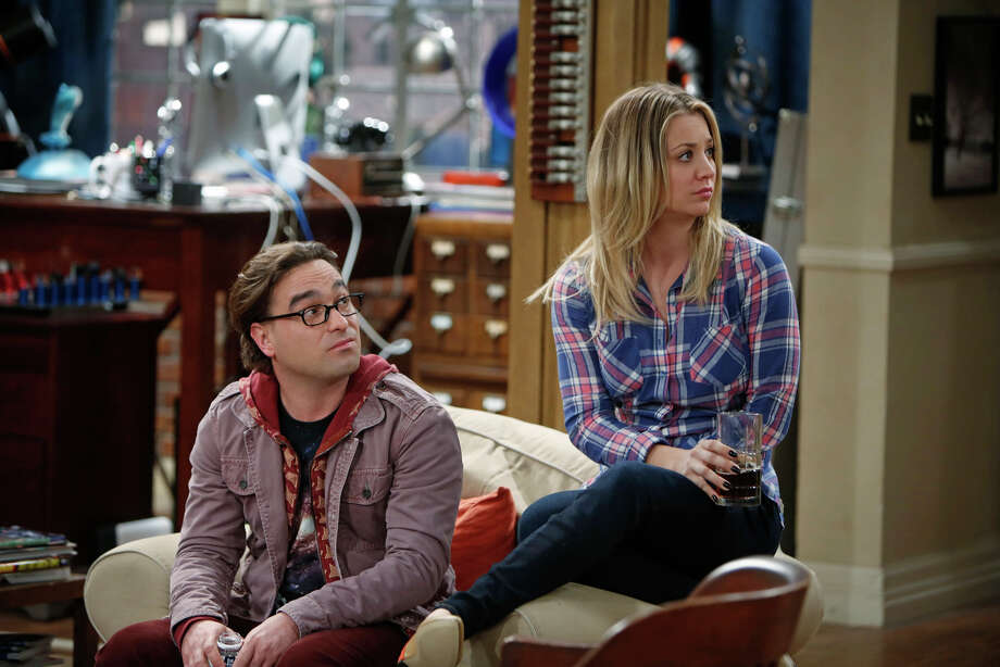 """Since then, Galecki played Darlene's boyfriend, David Healy, in """"Roseanne"""" for several years and now stars as Leonard Hofstadter in """"The Big Bang Theory"""" (pictured). He is now 41. Photo: CBS Photo Archive, Getty / 2013 CBS Photo Archive"""