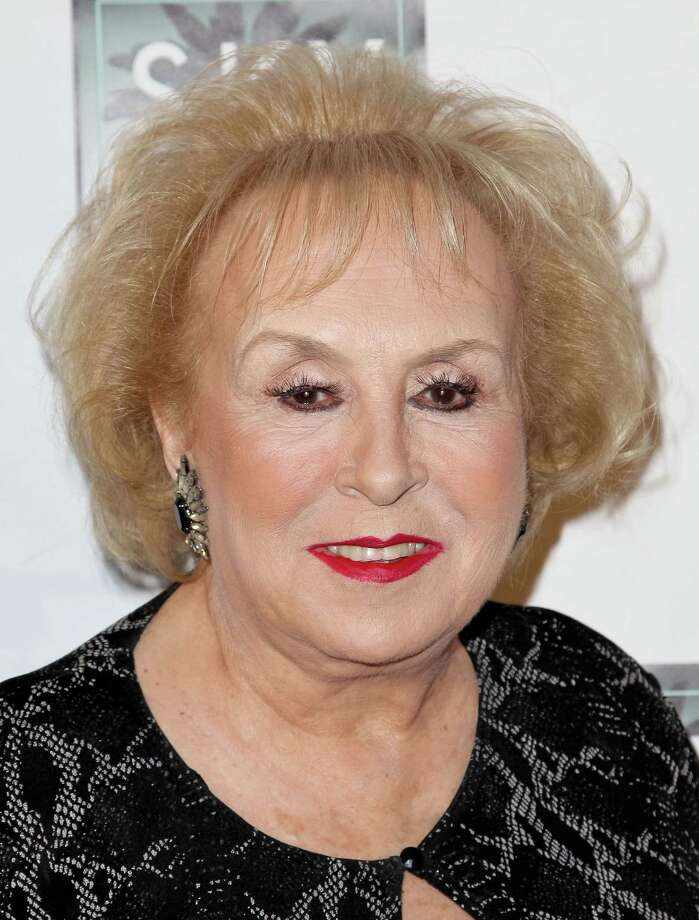 "Of course, Roberts since became famous as Marie Barone on ""Everybody Loves Raymond."" She died in April 2016 at the age of 90. Photo: Tibrina Hobson, Getty / 2013 Tibrina Hobson"