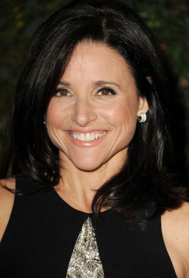 "Since ""Seinfeld,"" of course, she won Emmys for her roles in ""The New Adventures of Old Christine"" and her current gig as Vice President Selena Meyer in ""Veep."" She is 55. Photo: Steve Granitz, Getty / 2013 Steve Granitz"