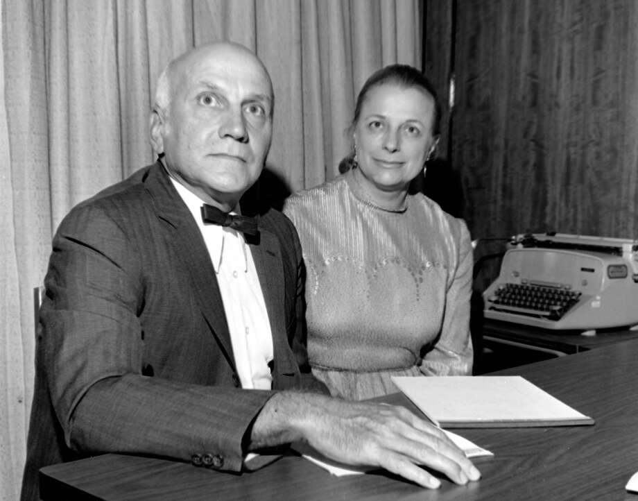 Human sexuality researchers William H. Masters, M.D., and his wife, Dr. Virginia Johnson Masters, were the pioneers of sex research, but scientists and doctors -- and regular folks, too -- have learned much about the topic since then. Photo: STF / AP