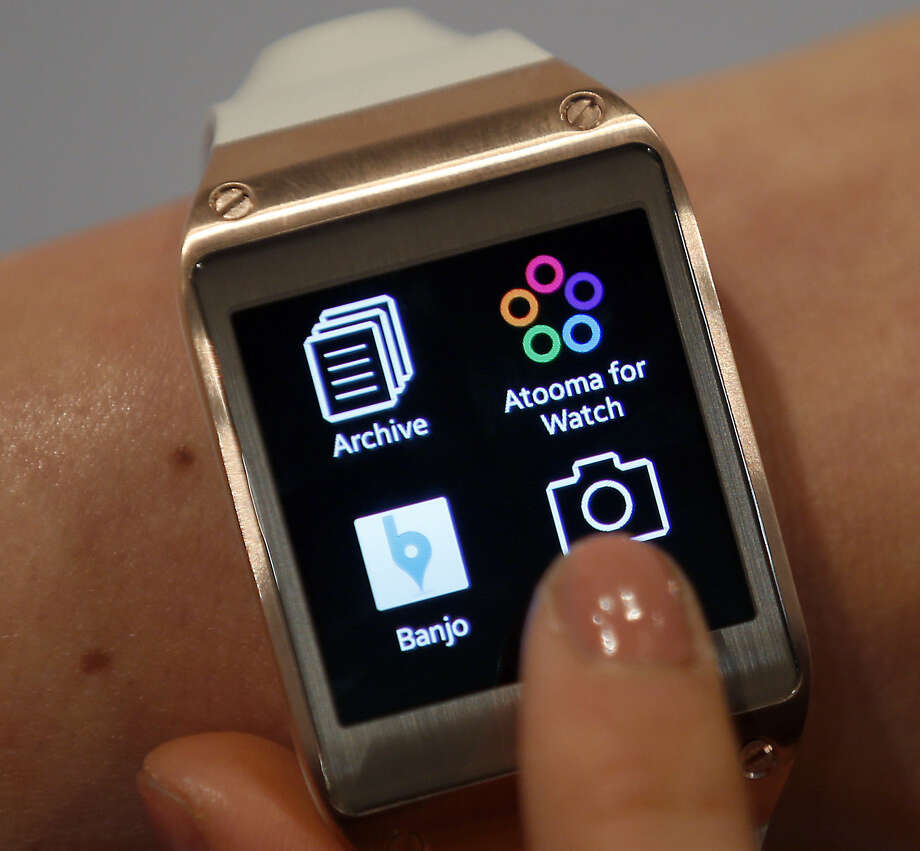 Reportedly, Google is close to unveiling its own brand of smartwatches in the foreseeable future. Photo: Michael Sohn / Associated Press / AP
