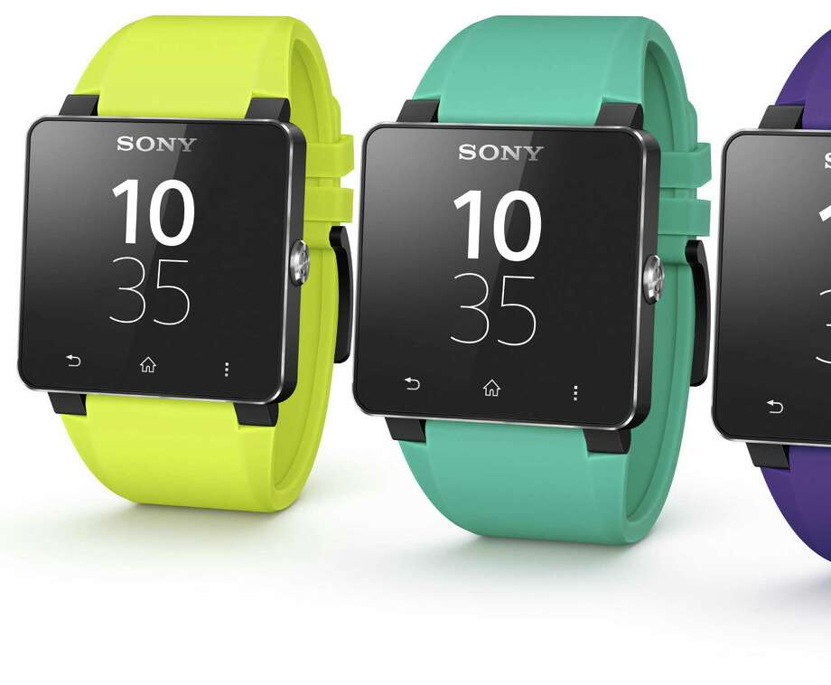 Sony is on its third version of the smartwatch, the SmartWatch 2, which sells for about $200 and works with a variety of Android phones. Patrick Fletcher, editor in chief of Smart Watch News, says its performance is just so-so. Photo: Sony / Associated Press / Sony