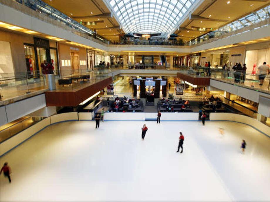 The Galleria.